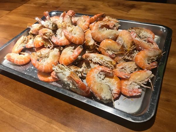 九江釣蝦場🦐🦐🦐今日戰績👍 綜合池2小時約3台斤 雙中獲得「麥香綠茶」 好幸運😊😊😊