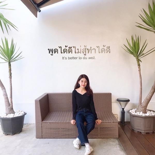 曼谷市場➰ 新竹好吃又平價的泰式料理 感覺可以二訪哈哈 - 🌵#曼谷市場 ▪️泰式椒麻雞飯$150