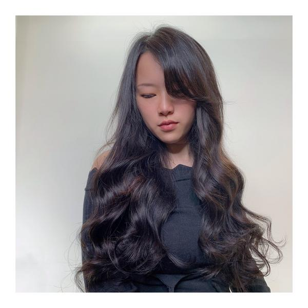 接髮服務項目:染髮/接髮  #balayage #babylights #hairpainting