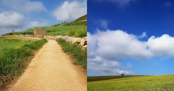 西班牙朝聖之路|DAY 6 跟烏雲賽跑