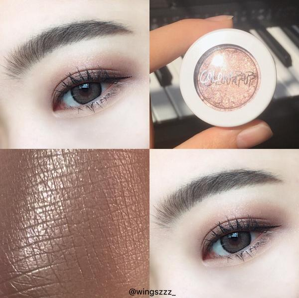 [colourpop]土豆泥眼影✨[colourpop] super shock shadow-pr