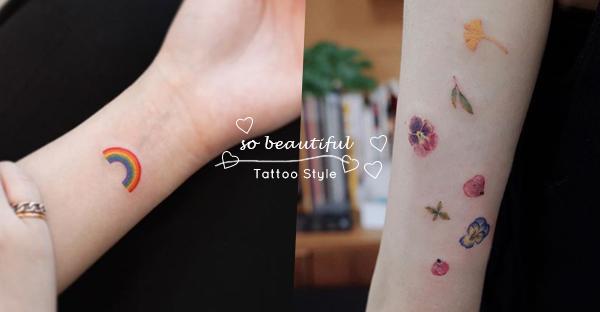 怕被媽媽罵但又好想刺青,跪求這位刺青師推出紋身貼紙,我一定買一整打回家!
