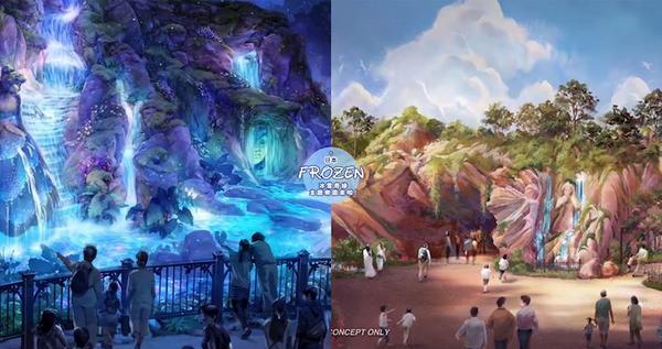 迪士尼海洋最新園區「Fantasy Springs」曝光!全球唯一《冰雪奇緣》奇幻樂園!