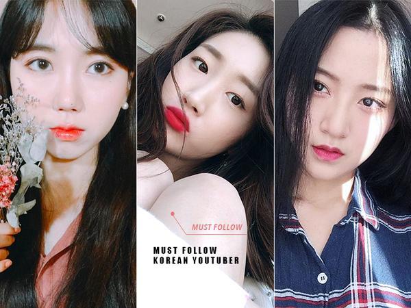 盤點韓國超火紅youtubers,不藏私的神技巧及韓妞生活全記錄,還不立刻按下訂閱?
