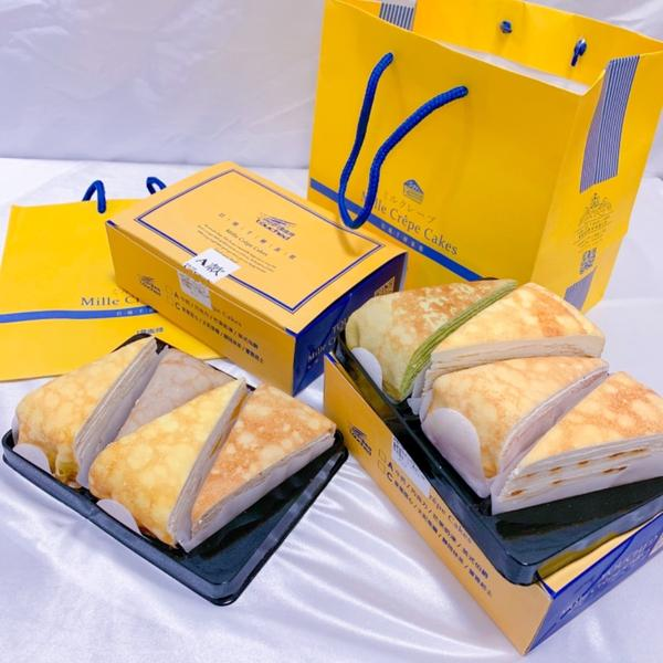 ➖食 ғᴏᴏᴅ➖ 塔吉特-岩燒千層蛋糕:CP值炸掉的千層蛋糕!➖食 ғᴏᴏᴅ➖ . 📍塔吉特-岩燒