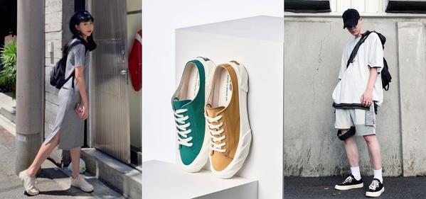 韓國明星都愛穿!想當歐爸、歐膩就絕對不能錯過的鞋子品牌「AGE」,給你不同感受的帆布鞋