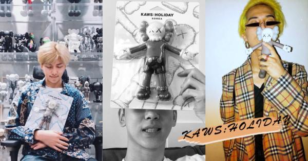 【展覽特報】快來捕捉野生偶像~世界巡迴展的首站「KAWS 藝術展」在首爾石村湖現正漂浮中!