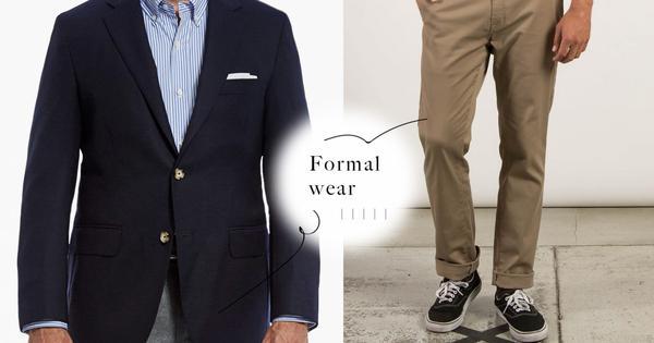 男生穿搭基本法則|衣櫃必備單品與配色