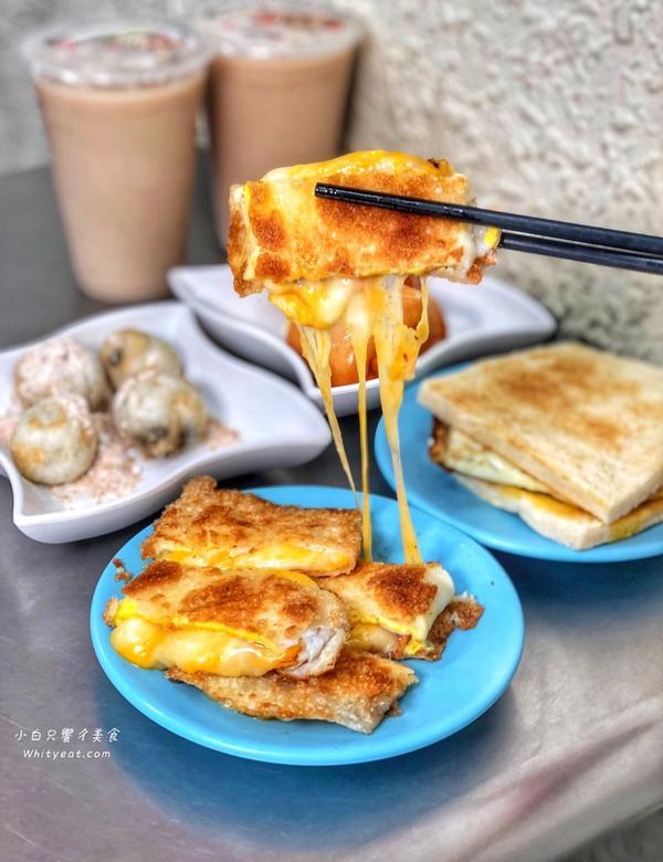 台南人氣宵夜 必點「脆皮起司蛋餅」超牽絲畫面好燒!超過60種餐點選擇!【 台南 ‧ 中西區 】#咕嚕