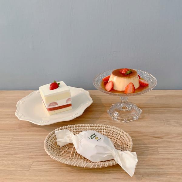 臺中|Puri Puri🍮🍓🍰🍋 臺中新開的咖啡廳! 甜點一個比一個美  #焦糖布丁 #草莓