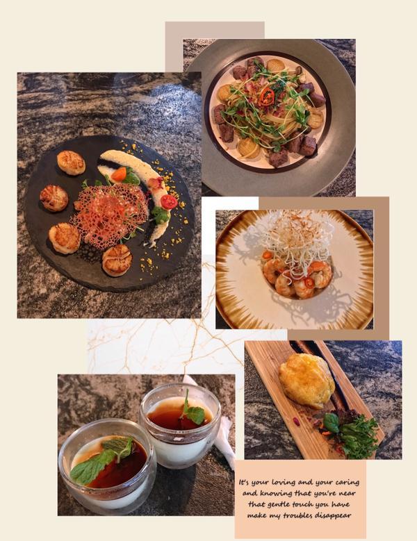 📌台北大安區「yoh曜日義式餐酒館」 🍽 虎菇婆的黑暗料理 $340 台式爆炒鮮蝦燉飯 $330
