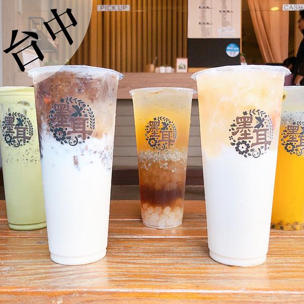 台中飲品|墨耳·木耳飲品,健康飲品旋風來襲假日跑來崇德輕井澤旁的#墨耳 喝#飲料 比起一般手搖飲料