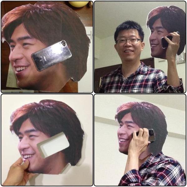 自從換了手機殼後回頭率激增     #波波迷因 #meme #memes #迷因 #迷姆 #梗圖 #