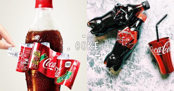 【快訊】可口可樂聖誕限定版登場!蝴蝶結包裝+隱藏歌曲,一起陪你度過聖誕節!每年快到聖誕節時,日本可口