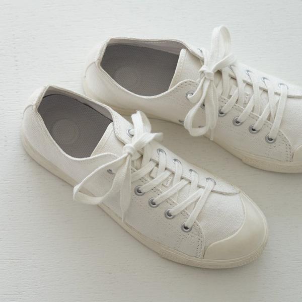 每個女生都有這雙!無印良品超人氣小白鞋,限時優惠就從今天開跑!撰文編輯 #Artie  真的,每個女