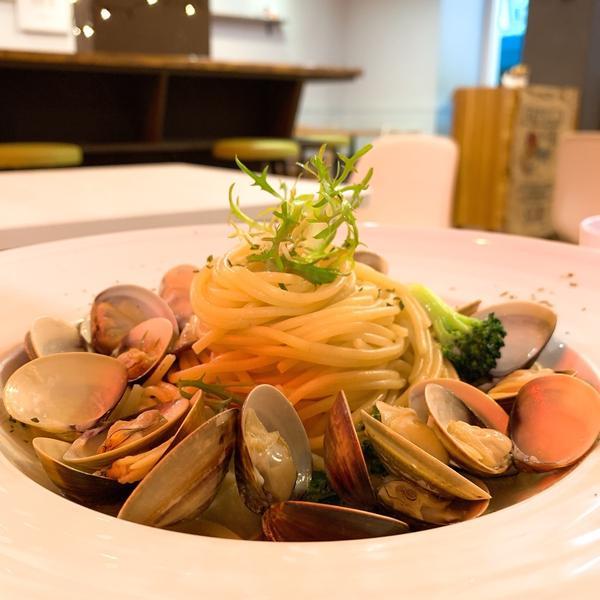 板橋新埔高CP值義大利麵-📍新埔捷運站(2號出口) 食物:🌕🌕🌕🌖🌑 環境:🌕🌕🌕