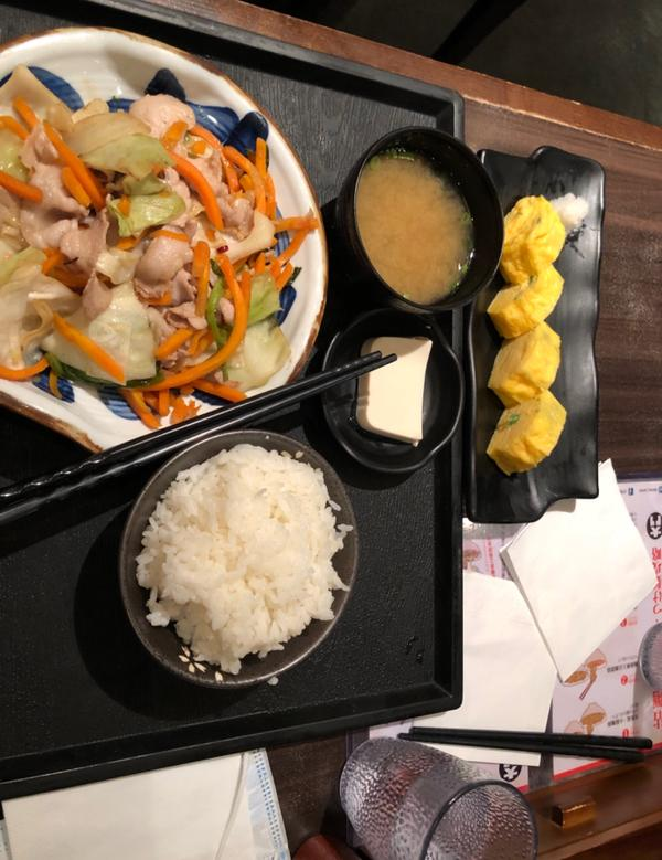 20200126 晚餐大門食堂 After DOLITTE