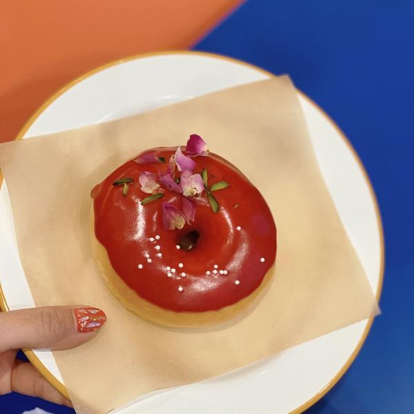 台北探店-超級療癒的甜甜圈店 這間光是店名就很可愛「ABCD-A better coffee&dou