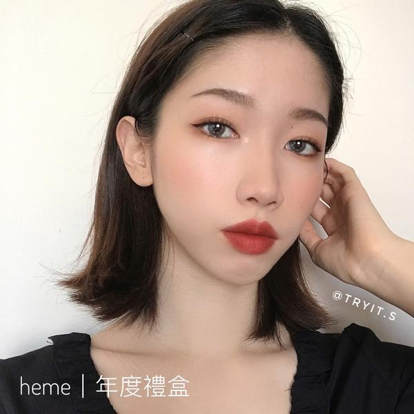 #抽獎 heme年度禮盒 💜#文末抽獎 這一年以來見證了heme推出的超多好用商品 真的是台灣品牌