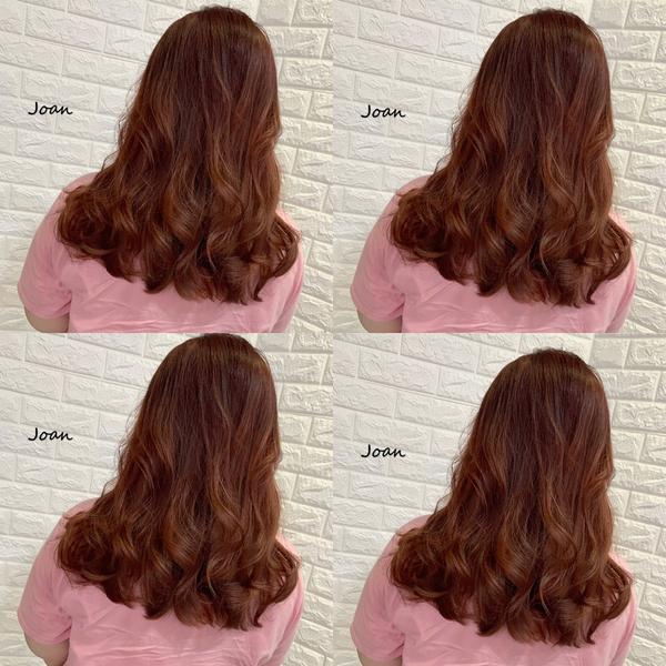 染髮#染髮 莓果色  2月開放預約👉🏼 @joanwu6  Line預約iD👉🏼ch0429