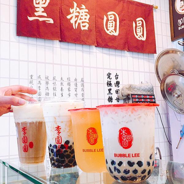 李圓圓Bubble Lee 創始於淡水的人氣手搖,還記得第一次喝是在台北中和店,熱愛黑糖的我一喝就愛