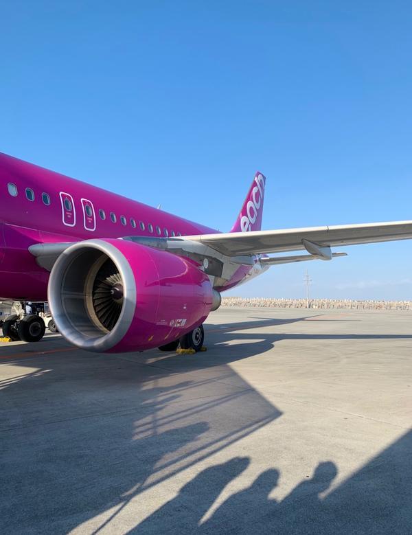 2020第一衝✈️沖繩一天一夜遊,這次乘坐樂桃航空,機票含稅$2580、住宿一人一晚$400,整個就
