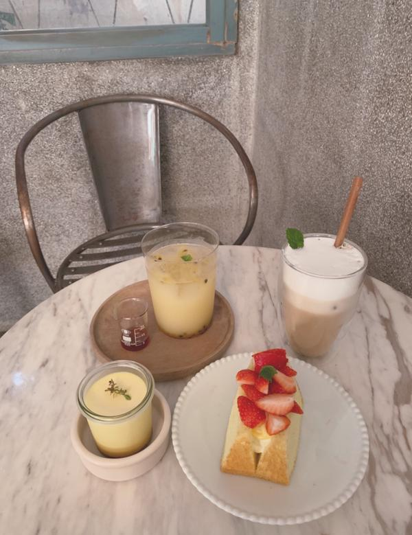 #端倪生活不用華麗的裝潢 簡約的輕鬆午茶甜點 ☺︎ #彰化#彰化甜點
