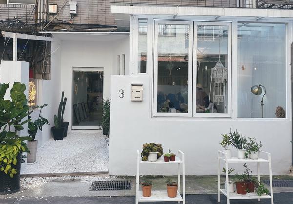 台北探店|Become brunch白色玻璃屋早午餐挑了一個好天氣來去吃這間很紅的Brunch餐廳,