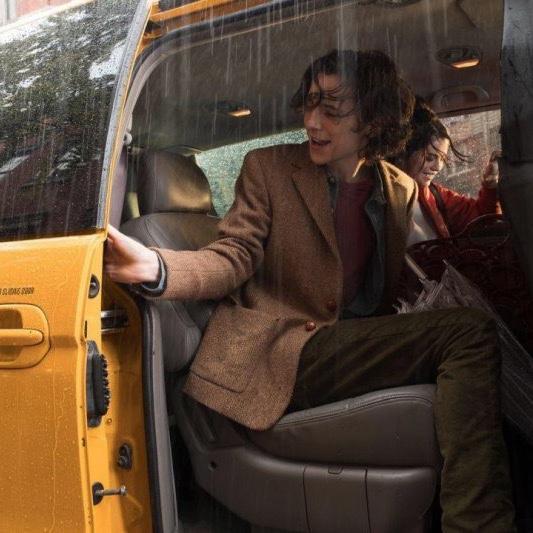 [電影推薦] 讓人沈浸浪漫的《雨天・紐約》A Rainy Day in New York不知妳對「紐