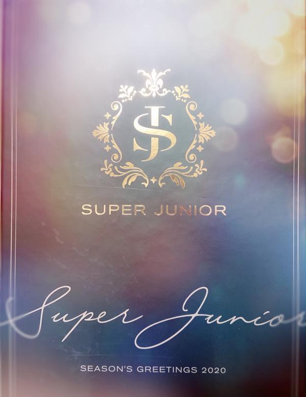 Super junior 2020包寵姐無♾上限的弟弟 情人節為姐姐奉上Super junior