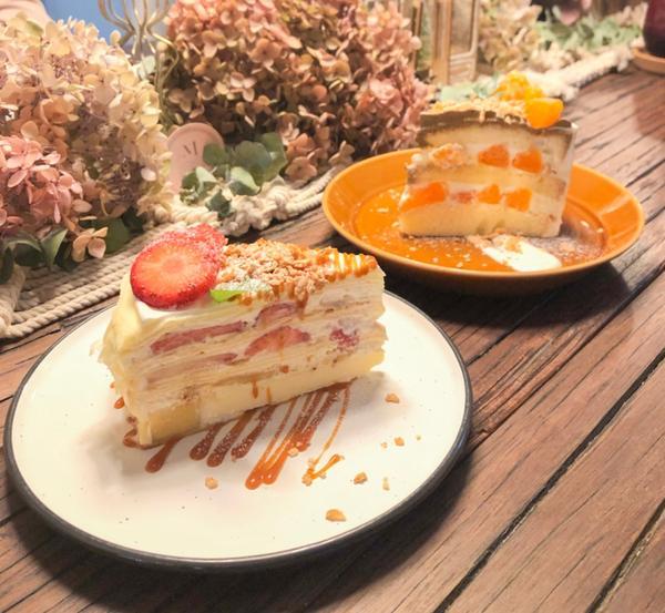 ☻台北|六張犁 清新手作蛋糕店🍰✨舒適圈 • Comfort Zone ✨ 一處小角落的蛋糕店 像