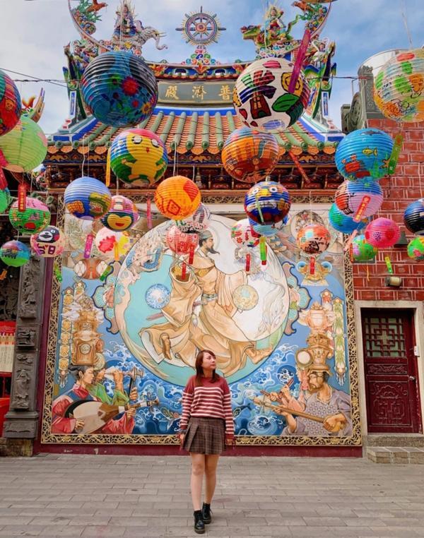 台南普濟殿燈會/ ✨普濟殿燈會 📍台南市中西區普濟街79號 📆 1月19日~2月15日  一年一