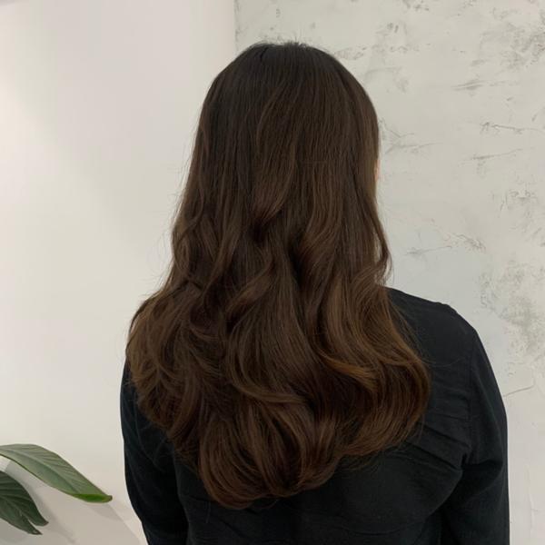 桃園 染髮 燙髮 秋冬 流行 女生 髮型 髮色 護髮 免漂色 推薦 我終於有空更新啦😭 電棒丟掉