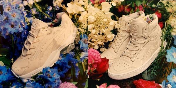 PUMA 最新聯名老爹鞋把春天穿進鞋底~讓我們這年桃花不斷~新春剛開始!各大廠商紛紛推出各式鞋款~搶