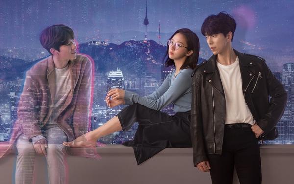 【韓劇推薦】甜蜜推薦~最特殊的三角戀《我的全像情人》2020年Netflix原創,又叫《我一個人,你