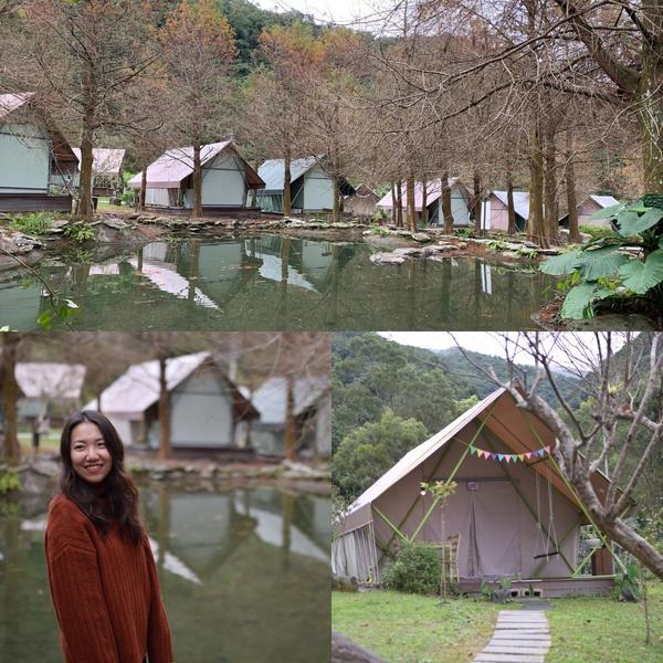 【露營】宜蘭那一村Nayi Villa-懶人最愛免搭帳免裝備 體驗五星級GLAMPING魅力 絕美落