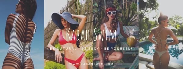 台灣唯一「峇里島 Bali 手工泳衣」自創品牌 Kabah Swim身為一個愛漂亮的女生衣櫥裡超過1