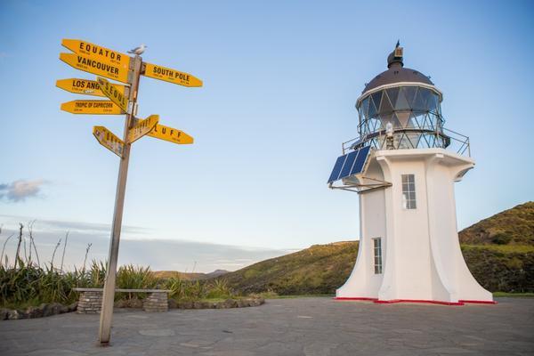 【紐西蘭】北島北 Northland | 紐西蘭極北點 | 雷恩加角 Cape Reinga就像台灣