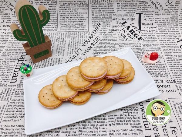 棉花糖脆餅~氣炸鍋料理市售的棉花糖和餅乾,  使用氣炸鍋來料理,  有著與眾不同的口感!   棉花糖