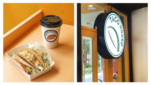 新竹美食|難得一見的美墨速食塔坷屋 TACO house✨✨✨▶️右滑菜單 📍新竹 | #TACO