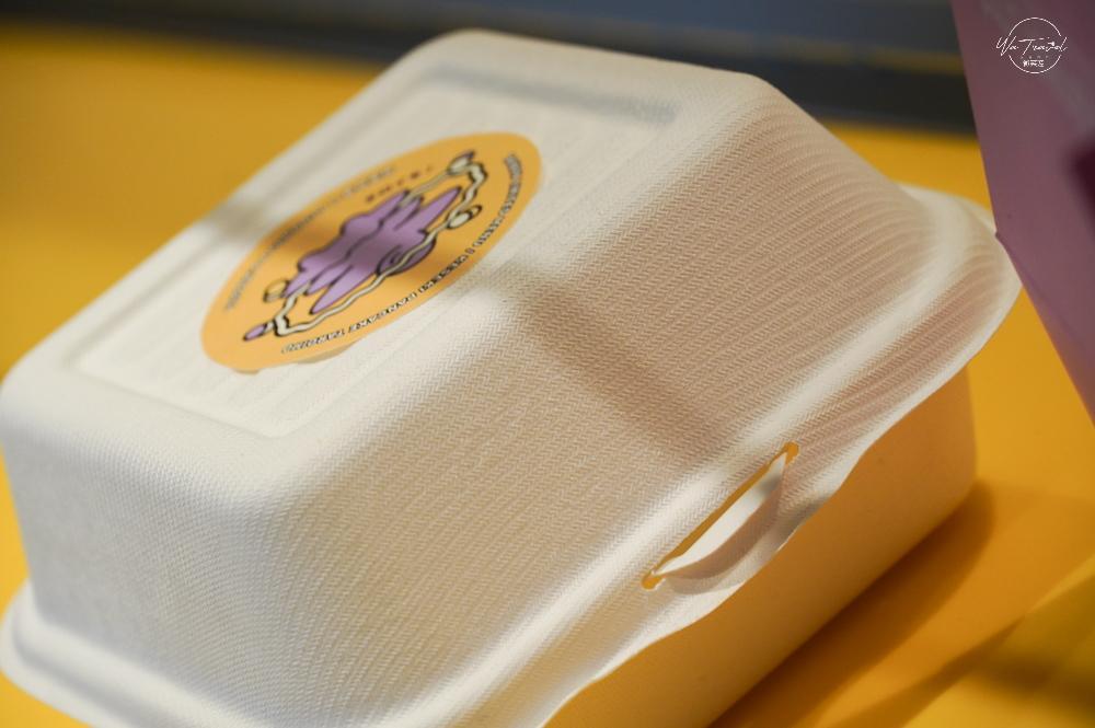 ▴這是台灣FLIPPER'S首次推出外帶餐