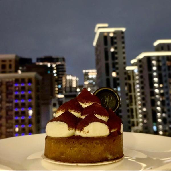 甜點|超「澎派」的網美蛋糕在板橋?!台北|Ponpie|板橋捷運站 —————————————— #