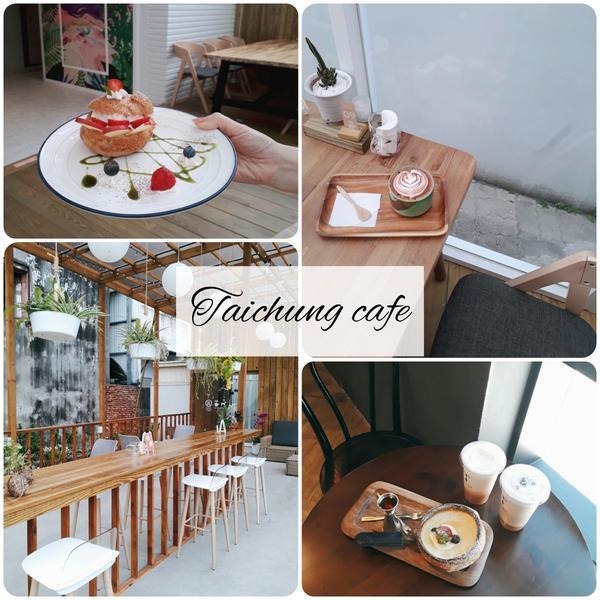 台中絕美夢幻咖啡廳:好拍又好吃台中最近新開了很多家特色咖啡廳,相較台北的咖啡廳空間更大而且更放鬆,以