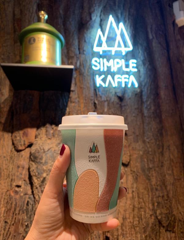 [台北華山]冠軍等級的咖啡,有每個細節的堅持【SIMPLE KAFFA 興波咖啡】 內用的超長人潮讓