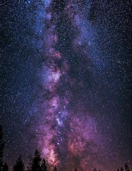 ✨桌布分享✨今天分享很多星星ㄉ桌布💫 超美的 都想去國外看看ㄌ呢🤍