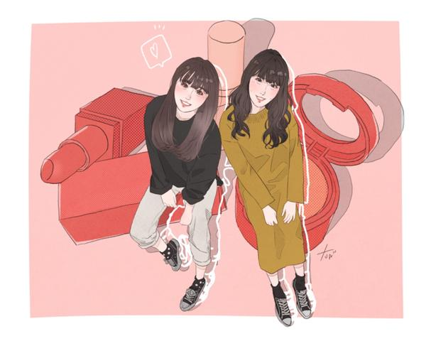 最新日本拍貼機✨最近跟朋友去拍了日本最新的拍貼機 這台的背景合成也太可愛(о´∀`о) 可愛到很想每