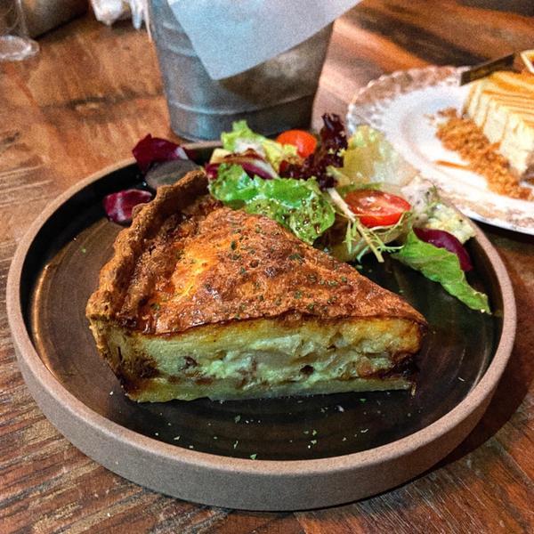 [台北|信義安和]來去中古世紀的歐洲吃下午茶!📍舒服生活Truffles Living 🥄酥炸雞