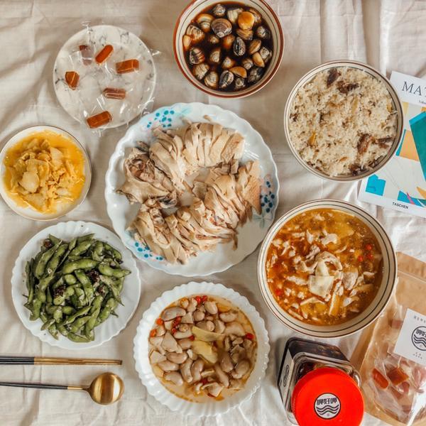 [宅配美食] 輕鬆煮出一桌好菜🍴- IG更多美食介紹唷❤️ 🔍chun._.1997 -#IG抽