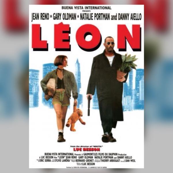 【電影心得】🥨 終極追殺令 Léon1994|法國|Gaumont|133 - 《終極追殺令》是一