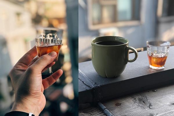 Coffee Surfing   東區的雙人雅座咖啡廳-黑山咖啡 我在尋找一杯好的咖啡,無論是都市還